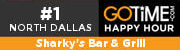#1 Happy Hour Dallas GoTime!