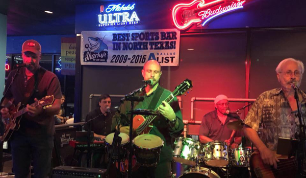 Live Music with Weller's Wisdom at Sharky's